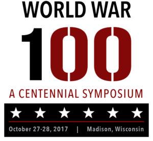 WWI: Centennial Symposium Poster
